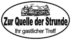 Logo Restaurant Zur Quelle der Strunde