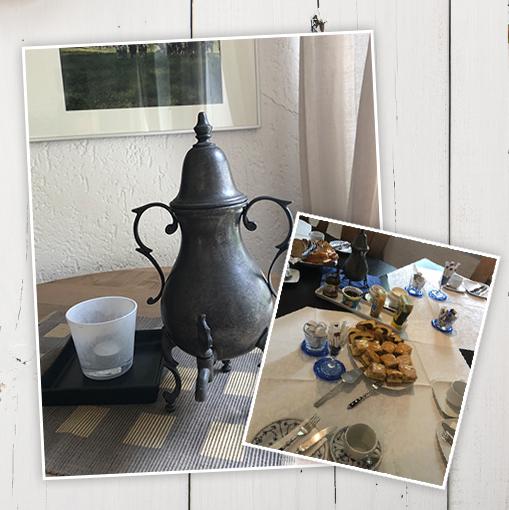 Kaffeetafel Restaurant