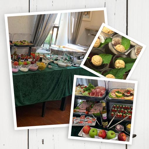 Bergisches Langschläferfrühstück | Frühstücken in Bergisch Gladbach
